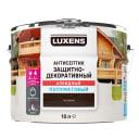 Антисептик Luxens полуматовый орех 10 л