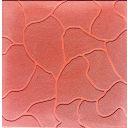 Плитка тротуарная Песчаник 300х300х30 мм цвет красный