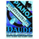 Постер Просто Постер Пианино Дауде 40х50 см