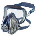 Респиратор - полумаска с защитой зрения GVS Elipse Integra P3 SPR404IFUC с защитой от запаха, размер S/M