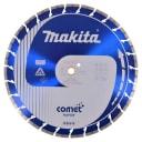 Алмазный диск сегментированный Makita Cosmos Comet Rapide 230х22,2 (3DDG, Stealth) B-12893