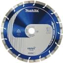 Алмазный диск сегментированный Makita Cosmos Comet Enduro 230х22,2 (3DDG, Cooling holes) B-12740