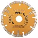Диск алмазный FIT 125x22.2 мм 37493