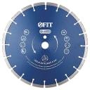Диск алмазный FIT 400x25.4 мм 37323