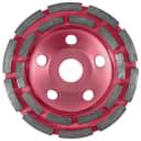 Диск шлифовальный по бетону КУРС 22.2х125 мм 39515