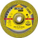 Зачистной круг Klingspor Kronenflex Extra A 24 EX 150 x 6 мм 235371 10 шт