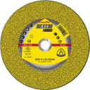 Отрезной круг Klingspor Kronenflex A 24 Extra, прямой, 230 x 2 мм, 25 шт, 286456 25 шт
