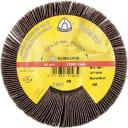 Лепестковый угловой круг Klingspor WSM 617, 125 х 20 мм, P120, 1 шт, 277021 2 шт
