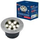 Светильник встраиваемый светодиодный уличный Uniel ULU-B UL-00006826 IP67