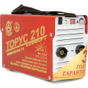 Дуговой сварочный инвертор ТОРУС 210 + комплект проводов 95566024