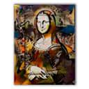 Картина Дом Корлеоне Новая Джаконда 60х80 см
