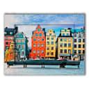 Картина Дом Корлеоне Амстердам 60х80 см