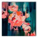 Картина Дом Корлеоне Розы 70х70 см