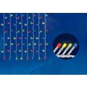 Электрогирлянда-занавеса Uniel 07943 240 лампочек