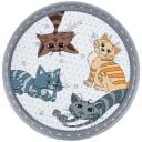 Поднос AgnessОзорные коты 898-020