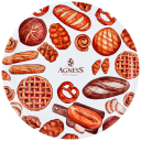 Поднос AgnessСладкая Жизнь 913-144