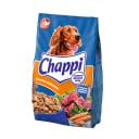 Сухой полнорационный корм для собак Chappi «Сытный мясной обед. Мясное изобилие», 600г