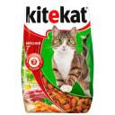 Сухой корм для кошек Kitekat мясной пир, 1.9кг