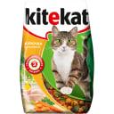 Сухой корм для кошек Kitekat аппетитная курочка, 1.9кг