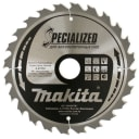 Пильный диск для дерева, 190x30x1.4x24T (для аккум. инстр.) Makita