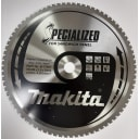 """Пильный диск для """"сэндвич-панелей"""", 355x30x2.6x80T Makita"""