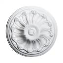 Декоративная потолочная розетка Decomaster 15 см 80015