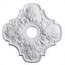 Декоративная потолочная розетка Decomaster 52 см DR 303