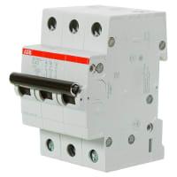 Выключатель автоматический ABB 3 полюса 40 А