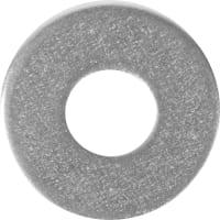 Шайба кузовная DIN 9021 5 мм, на вес