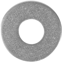 Шайба кузовная DIN 9021 6 мм, на вес