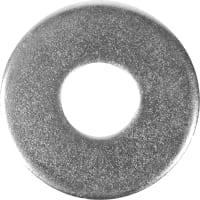 Шайба кузовная DIN 9021 8 мм, на вес