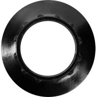 Кольцо крепежное для патрона Е14 цвет чёрный