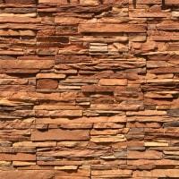 Плитка декоративная Кросс Фелл, цвет коричневый, 0.6 м2