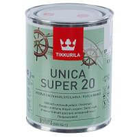 Лак полуматовый Tikkurila Unica Super ЕР 0.9 л