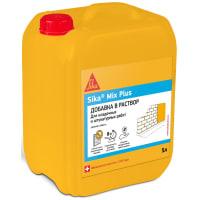 Пластификатор для растворов Sika Mix Plus 5 л