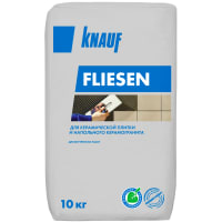 Клей для плитки Knauf Флизен, 10 кг