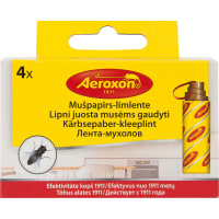 Липкая лента от мух Aeroxon, 4 шт.