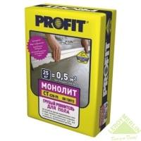 Стяжка пола Profit Монолит 25 кг