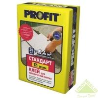Клей Profit Стандарт тип А, 25 кг