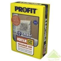 Клей монтажный Profit Монтаж, 25 кг
