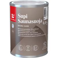 Защитный состав для сауны акриловый Tikkurila Supi Saunasuoja 0.9 л
