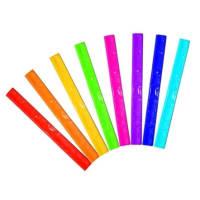 Браслет светоотражающий, ПВХ, цвет мультиколор