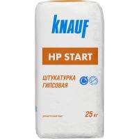 Штукатурка гипсовая Knauf ХП Старт 25 кг