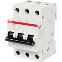 Выключатель автоматический ABB 3 полюса 50 A