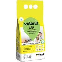 Шпаклёвка финишная Weber Vetonit LR Plus, 5 кг