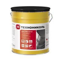 Мастика кровельная Технониколь №21 (Техномаст), 20 кг