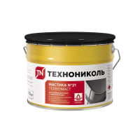 Мастика кровельная Технониколь №21 (Техномаст), 10 кг