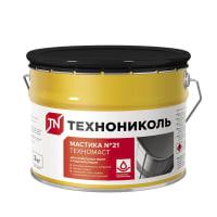 Мастика кровельная Технониколь №21 (Техномаст), 3 кг