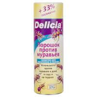 Приманка для муравьёв активная пищевая в виде порошка Delicia 375 г