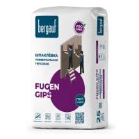 Шпаклёвка гипсовая финишная Bergauf Fugen Gips 25 кг
